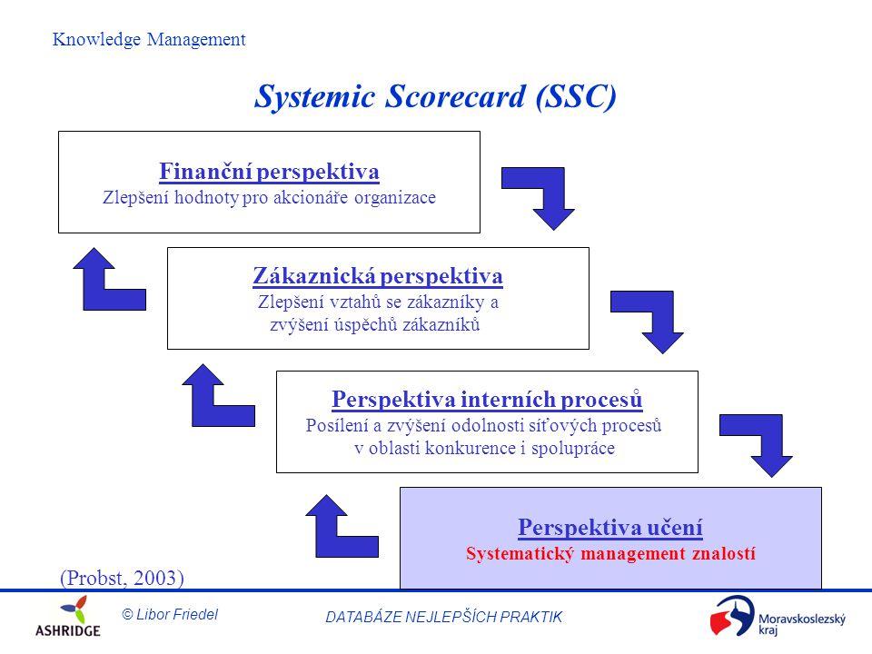 Systemic Scorecard (SSC)