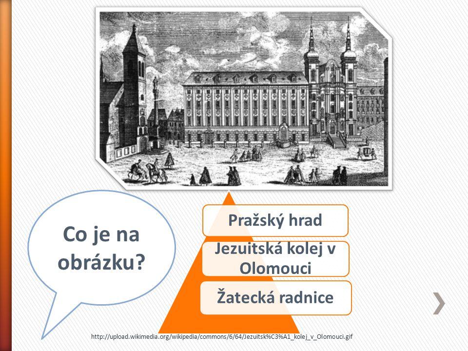 Jezuitská kolej v Olomouci