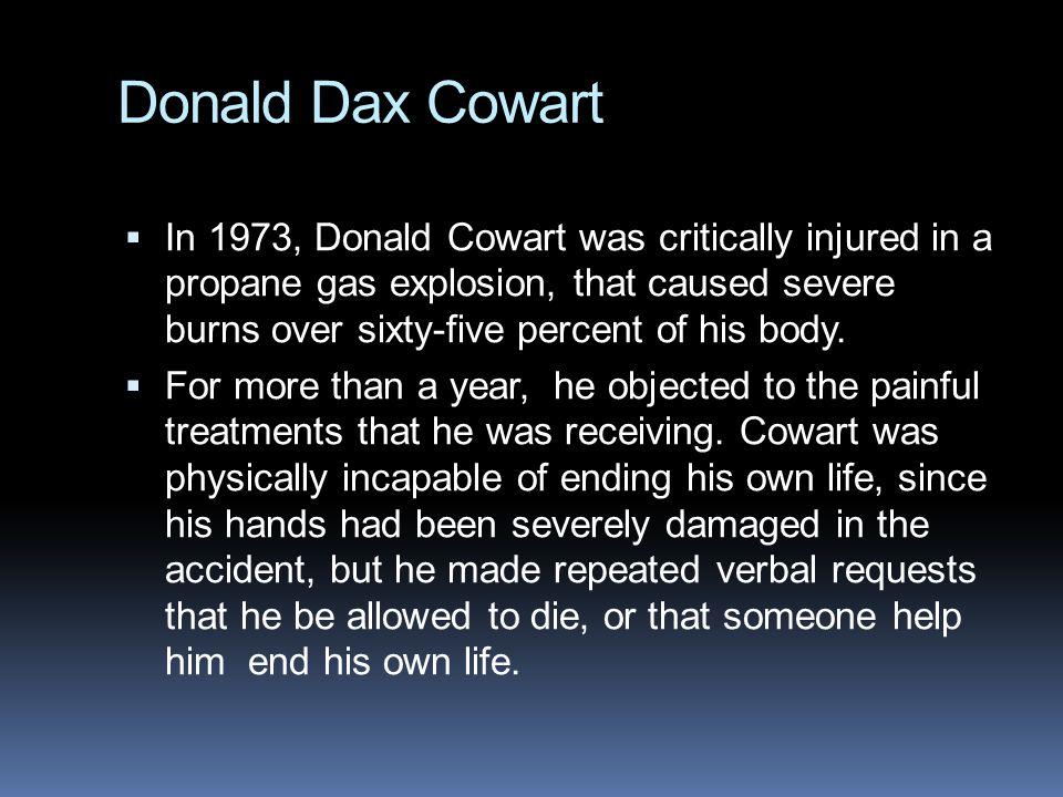 Donald Dax Cowart
