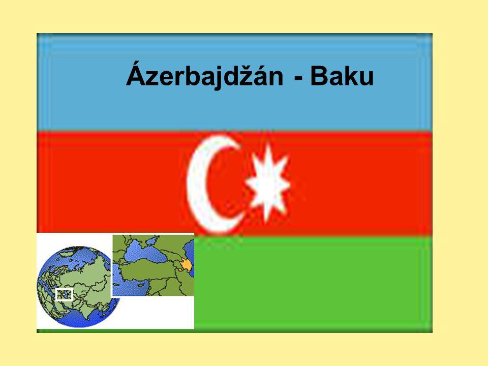 Ázerbajdžán - Baku