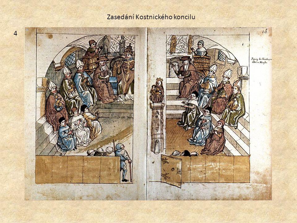 Zasedání Kostnického koncilu