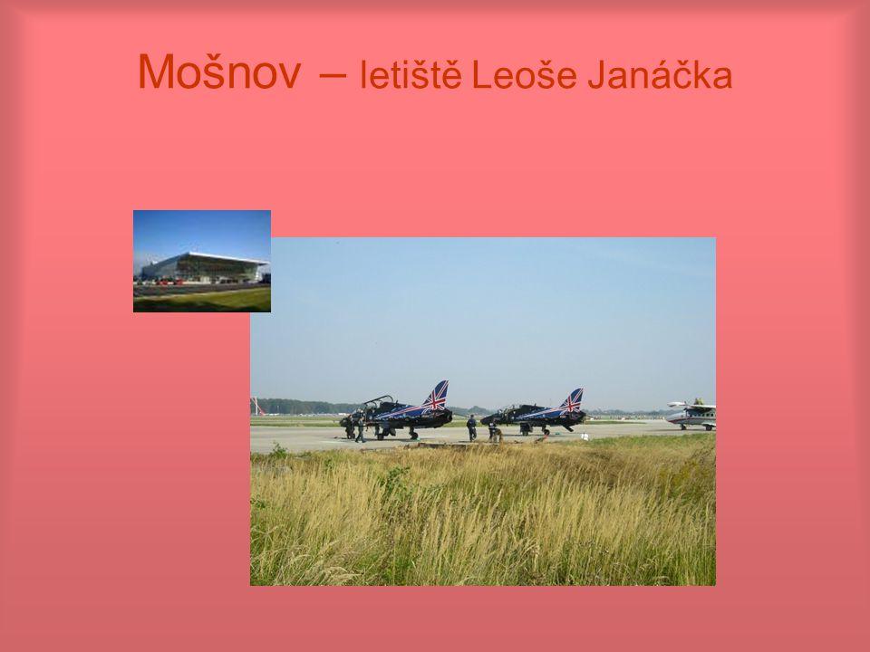 Mošnov – letiště Leoše Janáčka