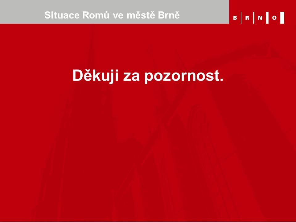 Situace Romů ve městě Brně