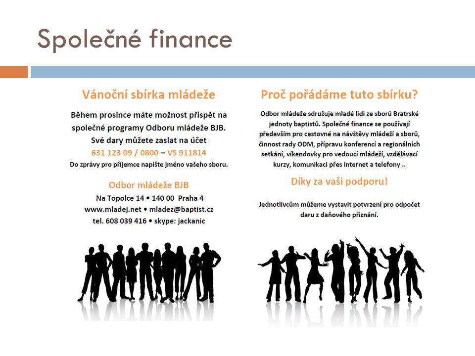 Společné finance