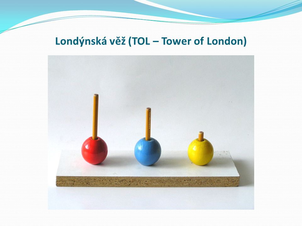 Londýnská věž (TOL – Tower of London)