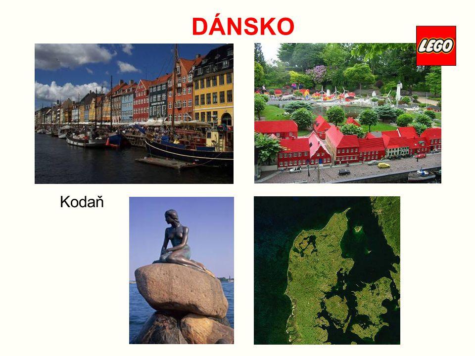DÁNSKO Kodaň