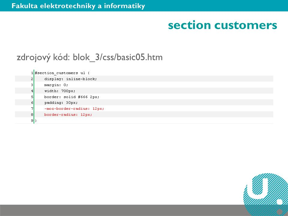section customers zdrojový kód: blok_3/css/basic05.htm
