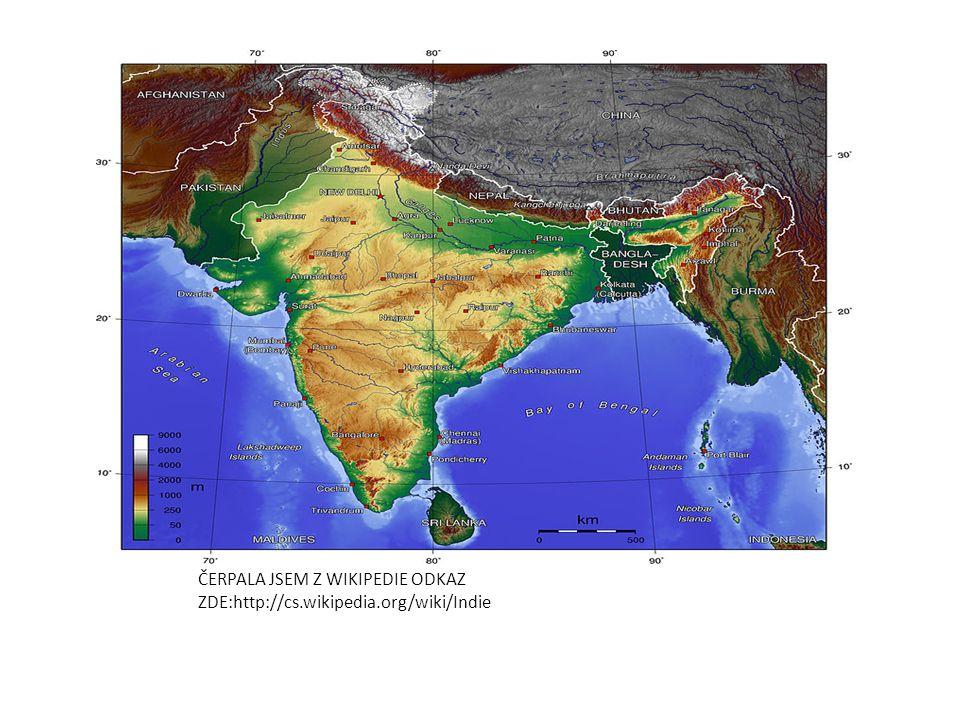 ČERPALA JSEM Z WIKIPEDIE ODKAZ ZDE:http://cs.wikipedia.org/wiki/Indie