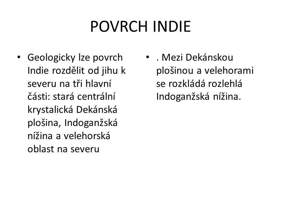 POVRCH INDIE
