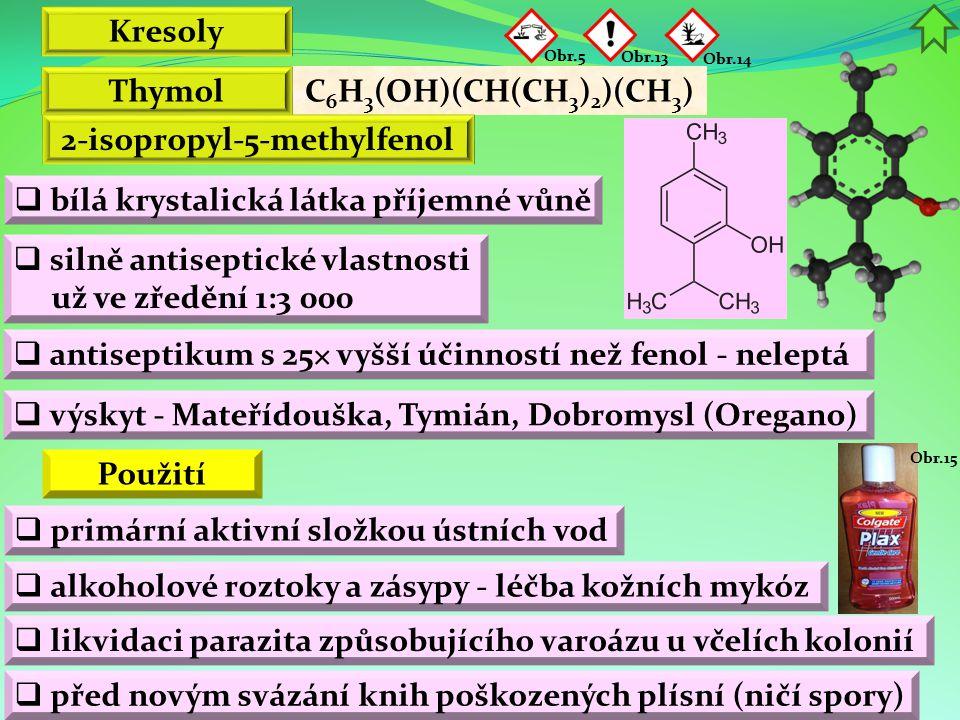 2-isopropyl-5-methylfenol