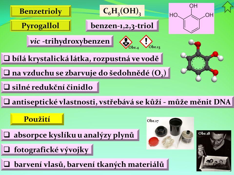 vic -trihydroxybenzen