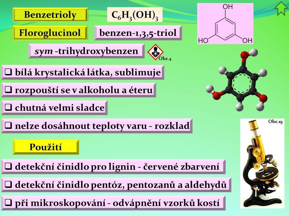 sym -trihydroxybenzen