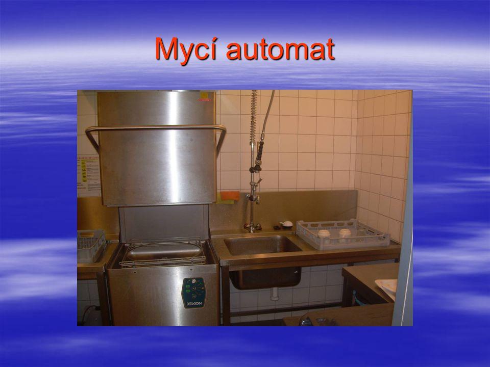Mycí automat