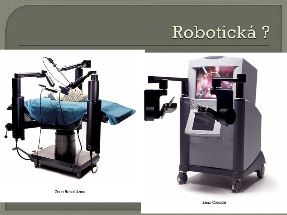 Robotická