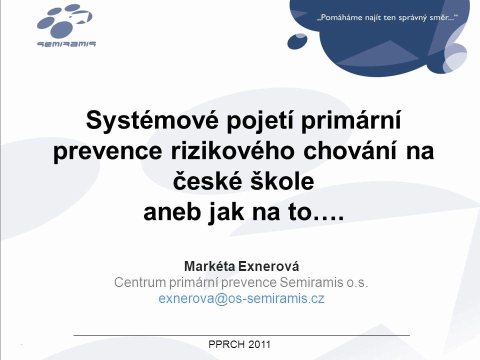 Centrum primární prevence Semiramis o.s.