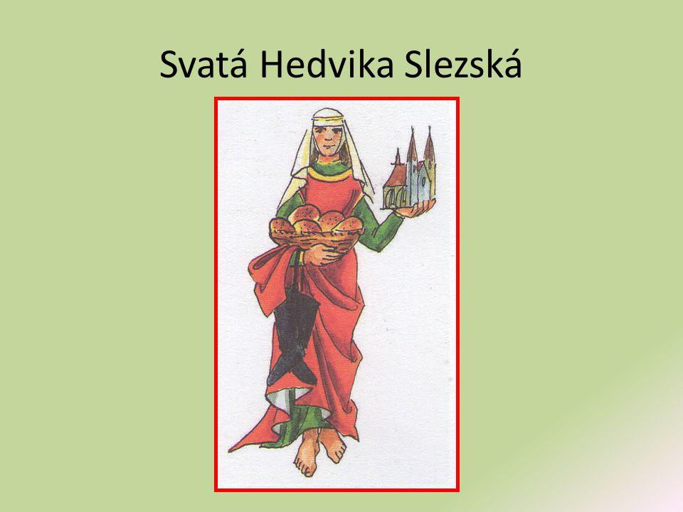 Svatá Hedvika Slezská