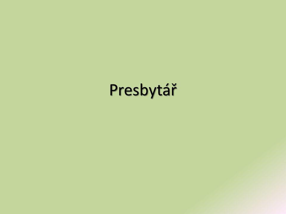 Presbytář