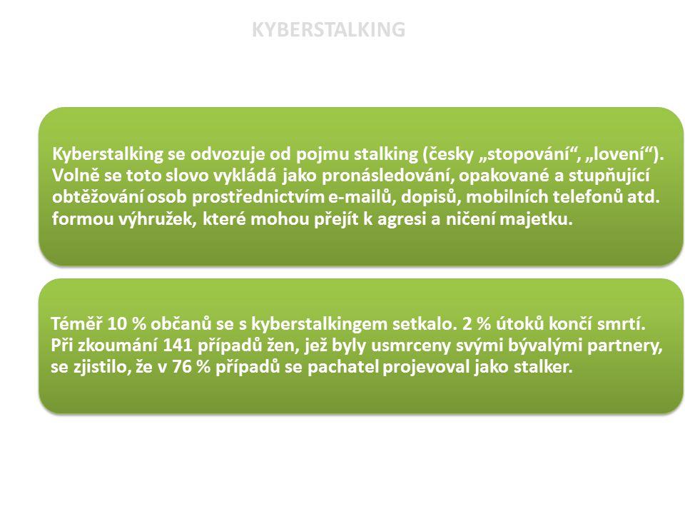 KYBERSTALKING