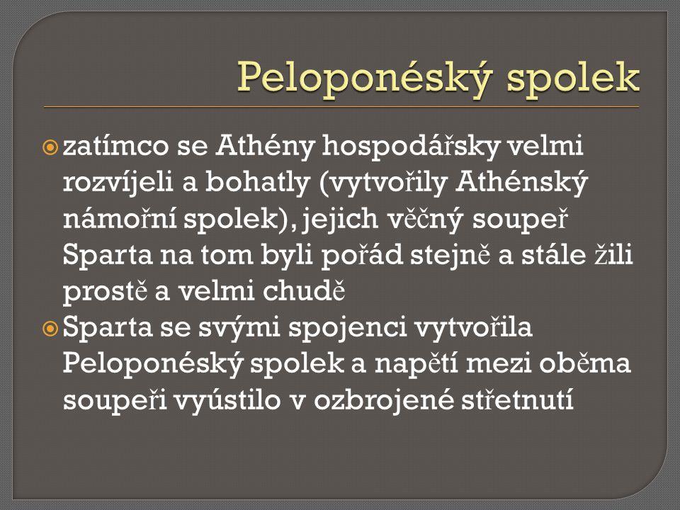 Peloponéský spolek
