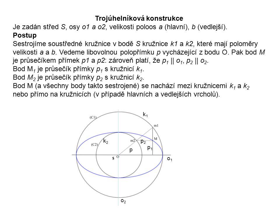 Trojúhelníková konstrukce