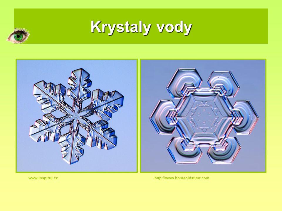 Krystaly vody www.inspiruj.cz http://www.homeoinstitut.com