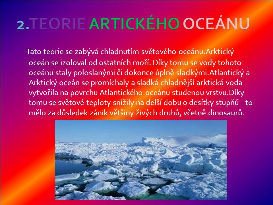 2.TEORIE ARTICKÉHO OCEÁNU