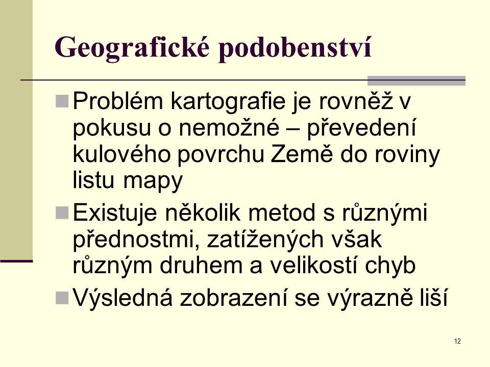 Geografické podobenství