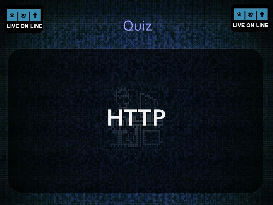 Quiz HTTP