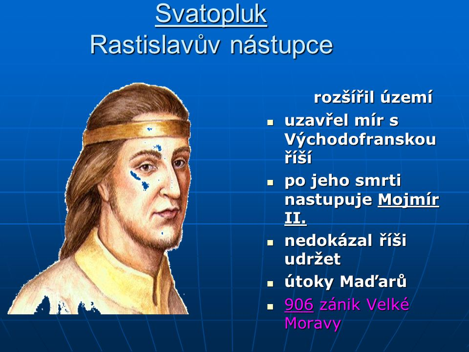 Svatopluk Rastislavův nástupce