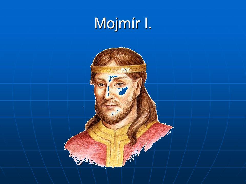 Mojmír I.