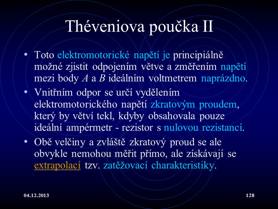 Théveniova poučka II