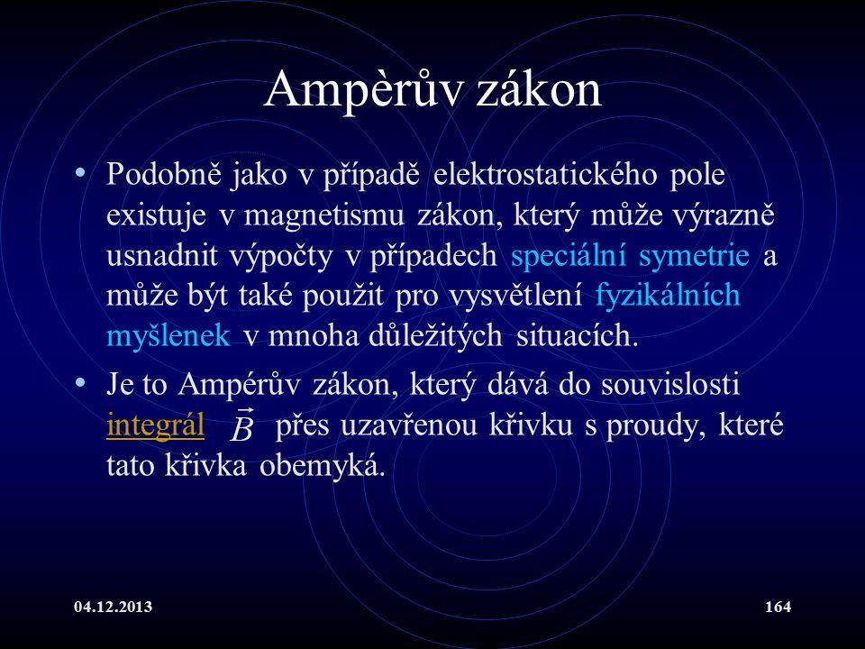Ampèrův zákon