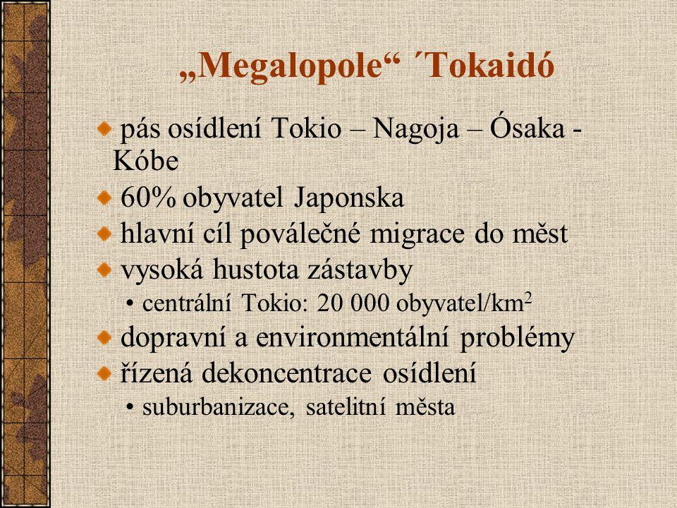 """Megalopole ´Tokaidó"