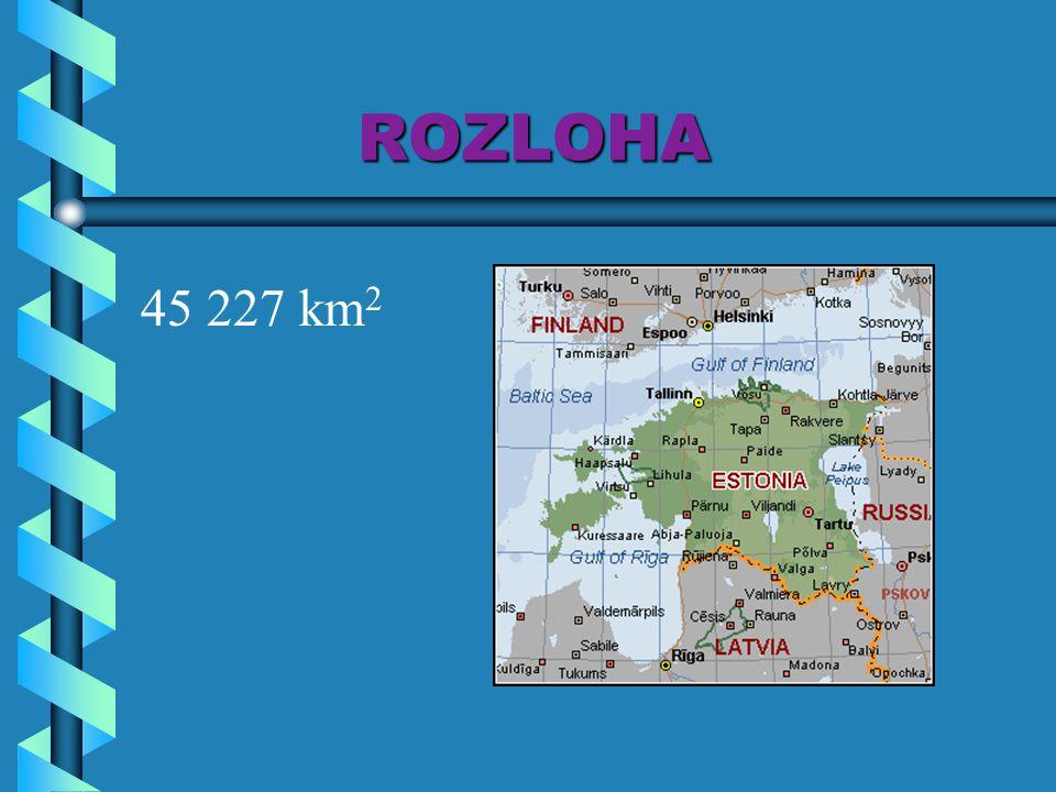 ROZLOHA 45 227 km2