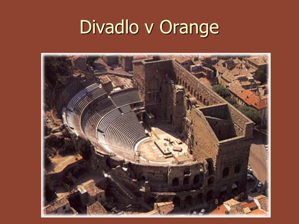 Divadlo v Orange