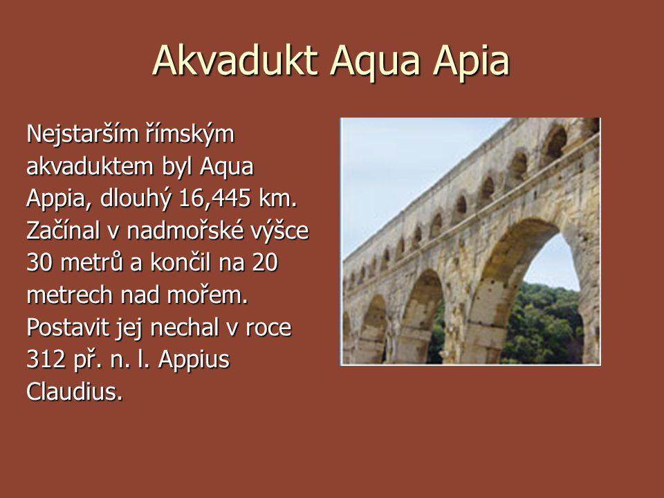 Akvadukt Aqua Apia