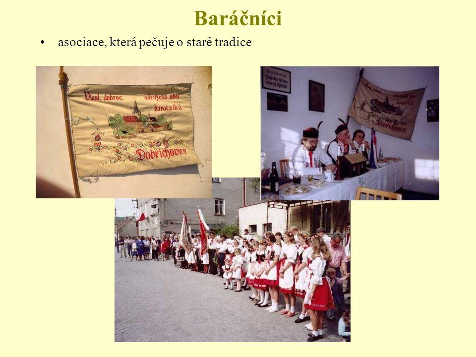 Baráčníci asociace, která pečuje o staré tradice