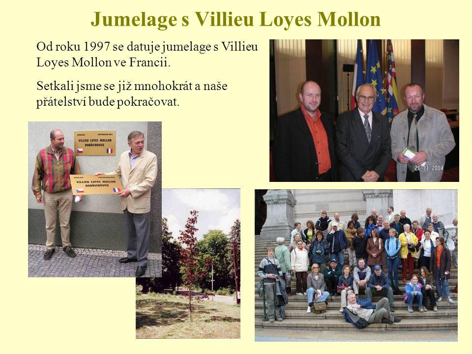 Jumelage s Villieu Loyes Mollon