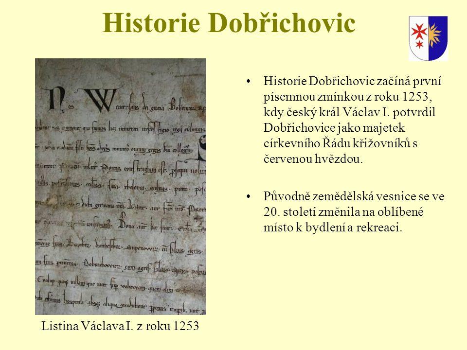 Listina Václava I. z roku 1253