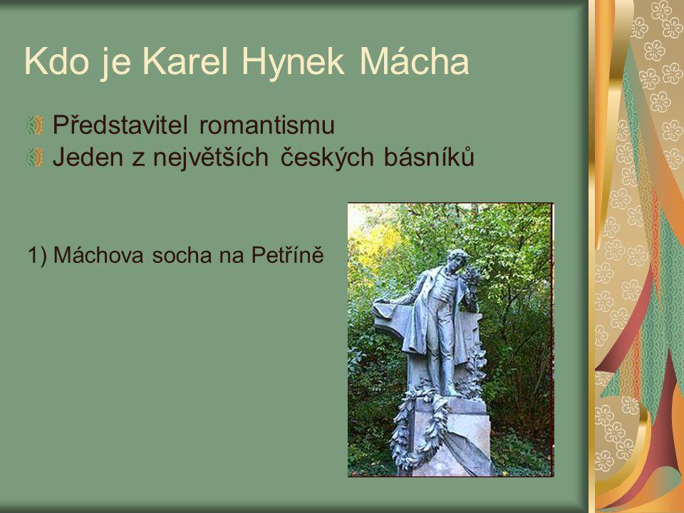 Kdo je Karel Hynek Mácha