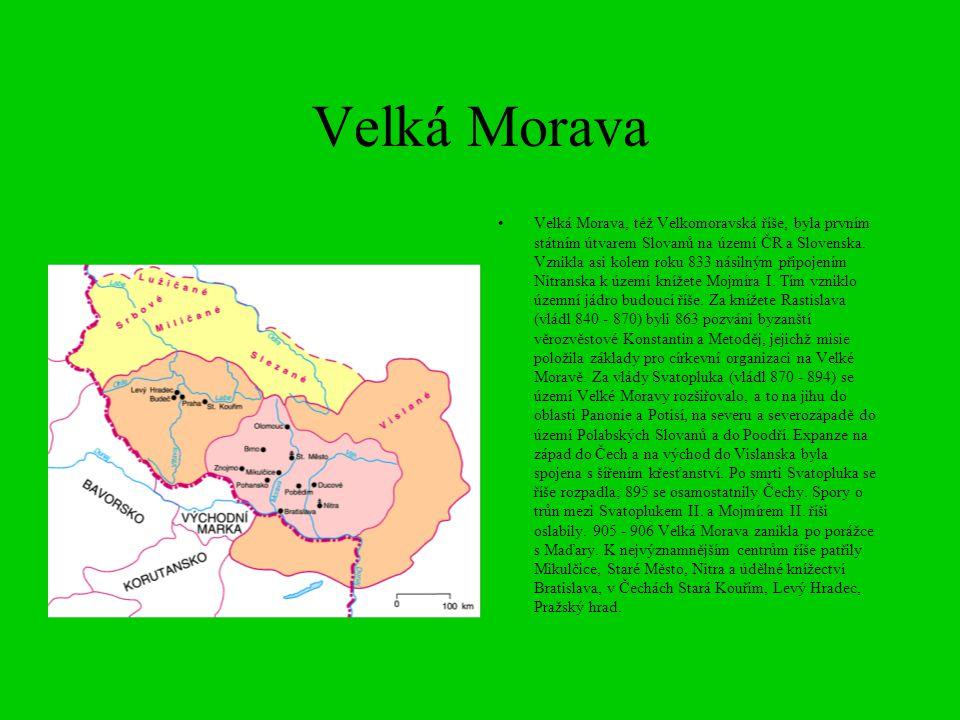 Velká Morava
