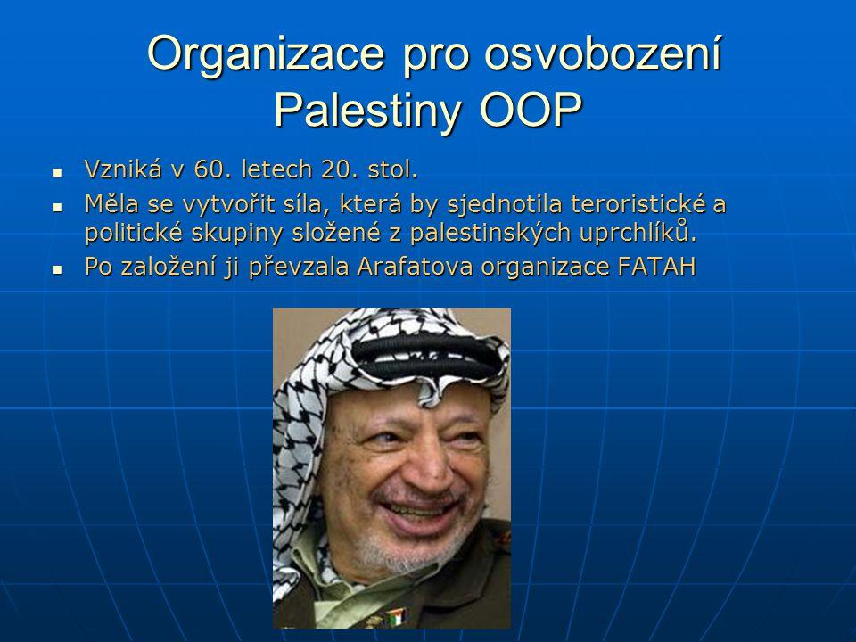 Organizace pro osvobození Palestiny OOP