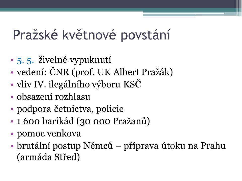 Pražské květnové povstání