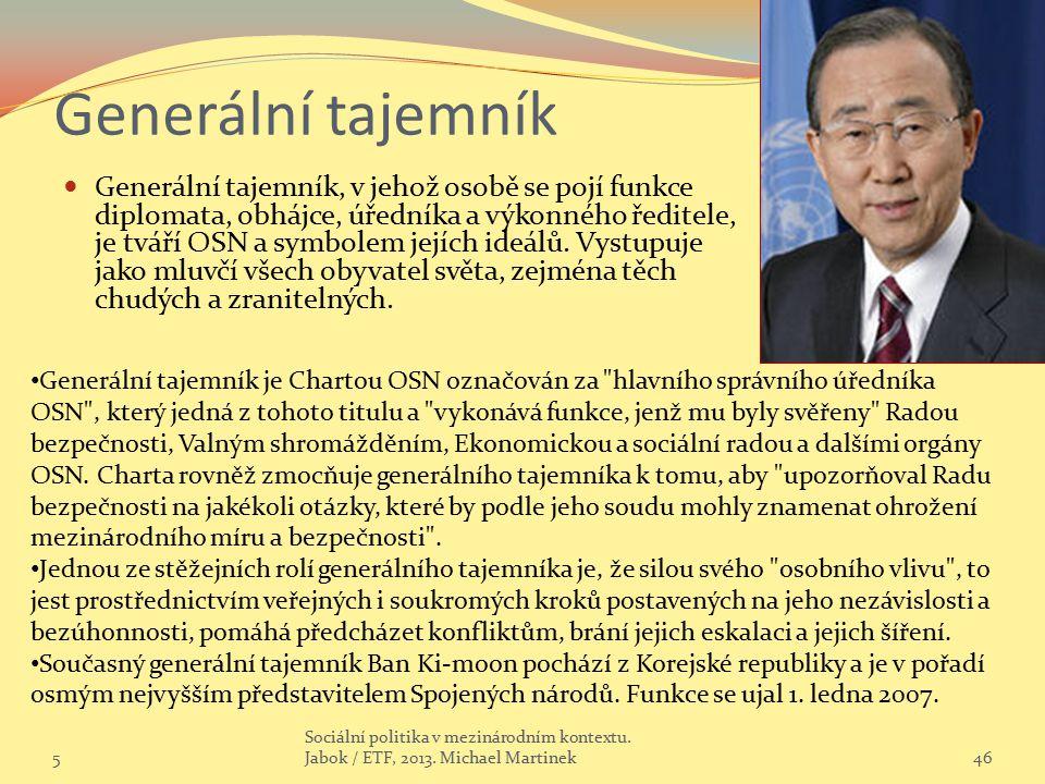 Generální tajemník