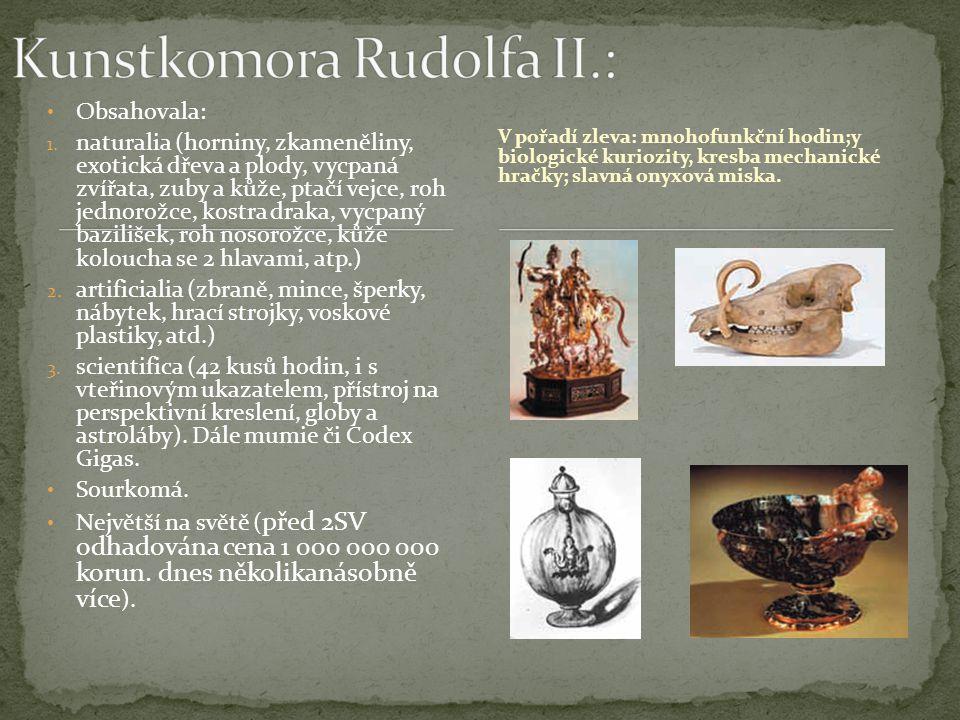 Kunstkomora Rudolfa II.: