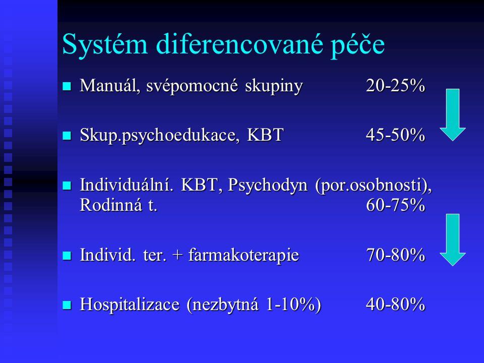 Systém diferencované péče