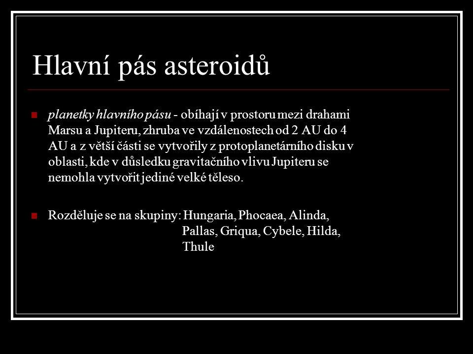 Hlavní pás asteroidů