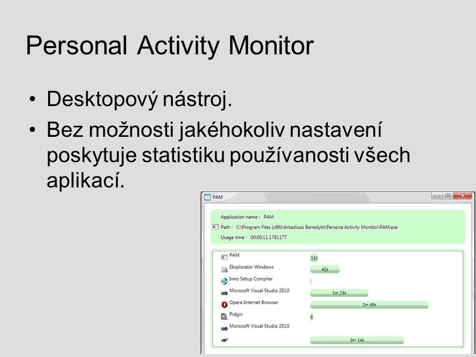 Personal Activity Monitor
