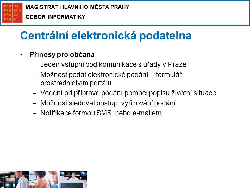 Centrální elektronická podatelna