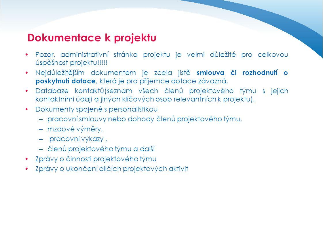 Dokumentace k projektu